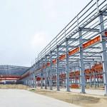 Struktura hali stalowej